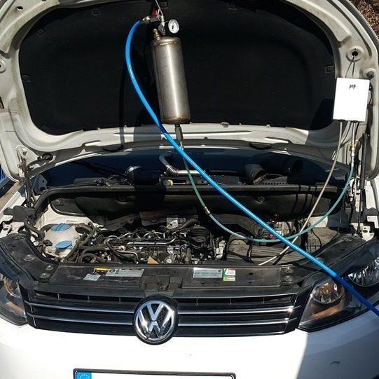 Dekarbonizace naftových motorů