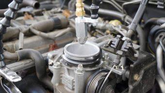 Sání motoru